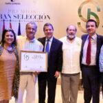 Javier Marigil ganador del Premio Gran Selección a la mejor miel del año