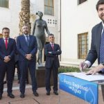 Firmado en Murcia el Pacto del Agua