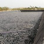 La cubrición de balsas de riego evitará la evaporación del 85% del agua almacenada