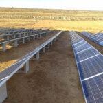 SUEZ Agricultura y agricultores de Aragón apuestan por la energía solar en la agricultura de regadío