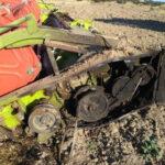 Culpan a la maquinaria agrícola del 80% de la superficie quemada en Extremadura