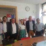 La Asociación de Productores de Patata de Castilla y León se reúne con la Interprofesional francesa