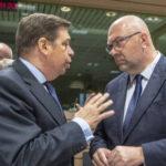 España apoya la posición franco-alemana de mantener el actual presupuesto de la PAC después de 2020