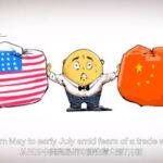 """""""Hola soy un grano de soja"""", el vídeo chino que explica el conflicto con EEUU"""