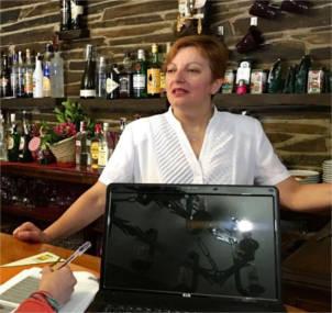 Isabel Álvarez Rodríguez, I Primer Premio Mujer Rural de la Delegación del Gobierno de Asturias