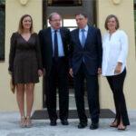 Herrera y Planas abordan los problemas del campo de Castilla y León