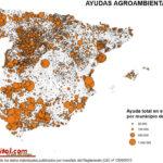 Disparidades territoriales en las ayudas agroambientales