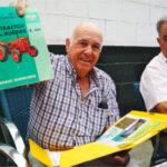Remolacheros gaditanos ya jubilados recuerdan sus inicios en la remolacha