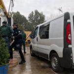 Detenidos 'in fraganti' cuando robaban cobre en una estación de bombeo