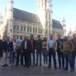 """Tres agricultores leoneses participan en el certamen europeo """"Joven Agricultor 2018"""""""