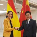 La Ministra de Industria impulsa en China la apertura del mercado a la carne española