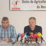 La renta garantizada es el gran obstáculo para encontrar jornaleros según UAGN