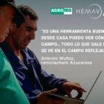 Nueva herramienta de Azucarera para ver el desarrollo de la remolacha desde casa